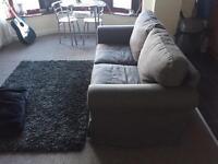 Ikea two seater sofa