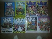 Viz Comic Annuals