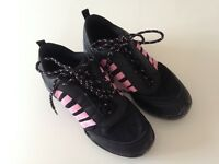 Dance trainers, size 3.5 in excellent condition