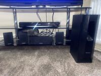 Panasonic DVD Home Theatre Surround System