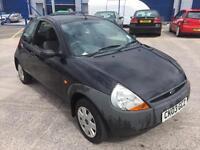 Ford ka (black) 2003