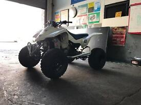 Suzuki LTZ400 Road Legal Quad Bike