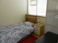 Ham near Richmond/kingston double 550m, avail 1st jan,all bills and wifi incl, dep 350,prof only