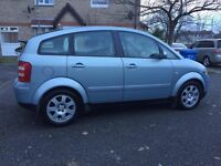 Audi a2 1.4 tdi.... mot & taxed....***** Drives mint****