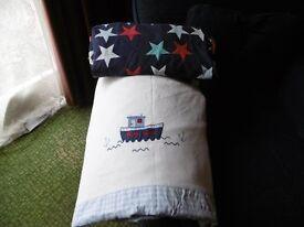 2 children's duvet covers