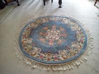 Imperial Jewel wool rug UNUSED