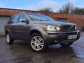 Volvo XC90 2.4 D5 SE Lux Geartronic AWD 5dr XENON+SAT NAV+SUNROOF RING NOW FOR MORE INFO 07735447270