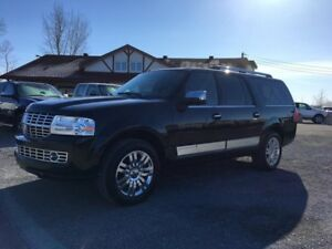 2014 Lincoln Navigator L -allongers 8 passagers