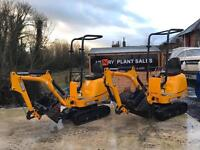 2016 Jcb 8008 CTS micro digger 13 hrs