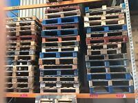 Pallets for sale £1 EACH COLLECTION FROM ABERCYNON CF454EP