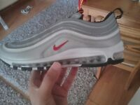 Nike air Max 97 OG QS size 9 and 11 brand new boxed