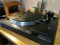 Sony PS-11 direct drive automatic stereo turntable system