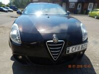Alfa Romeo Giulietta Lusso S/S Full leather Interior...FULL SERVICE HISTORY MOT 07/08/2019