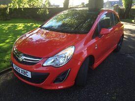Vauxhall Corsa 1.2 Ltd Edition