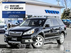 2011 Subaru Outback 2.5i TOURING! AWD! HEATED SEATS! SUNROOF!