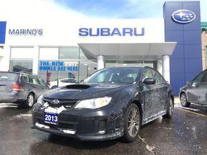 2013 Subaru WRX 4Dr 5sp
