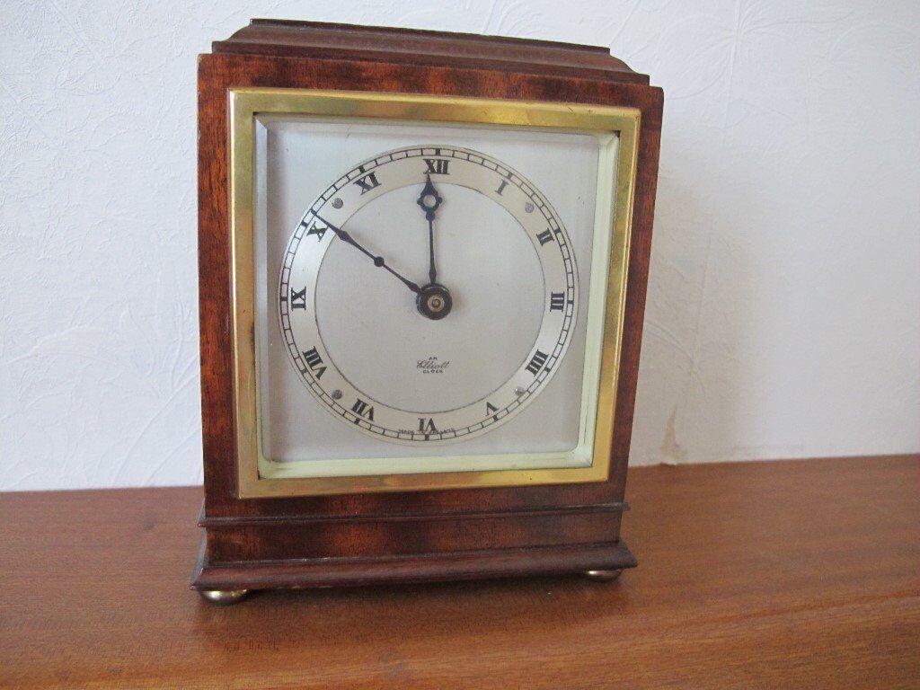 Elliot mantel clock
