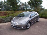Honda Civic 2.2 Cdi fsh