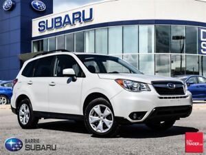2015 Subaru Forester 2.5i Touring at