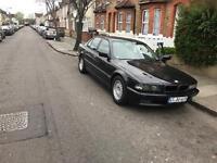 For sale BMW 735i full lether