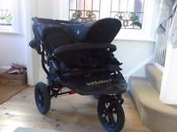 Double nipper out n about buggy for sale, in very good condition