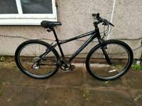 Carrera subway mountain bike with 16 inch frame size