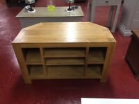 Solid Wood Tv Stand BRAND NEW FROM FURNITURE MOUNTAIN