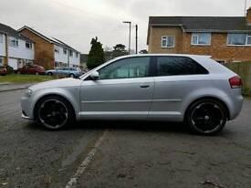 Audi a3 tdi SLINE Quattro
