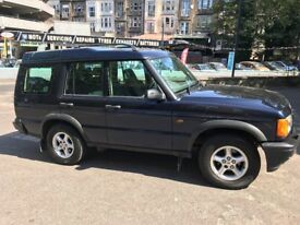 2000 Diesel Discovery Td5 Gs Auto with Long MOT included