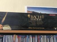 Bach Edition Complete Works - 160 CDs