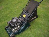 HAYTER HARRIER ES 41 (ELECTRIC START)