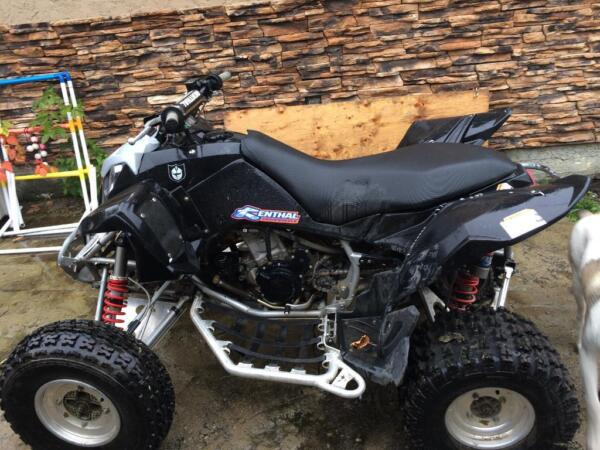 Used 2007 Polaris Outlaw IRS