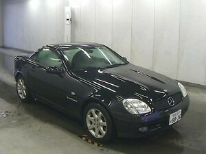 2000 Mercedes-Benz SLK 230 Kompressor