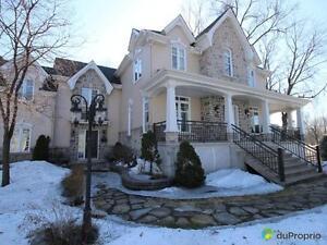 649 000$ - Maison 2 étages à vendre à Terrebonne