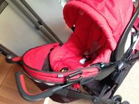 Chico liteway stroller and car seat connection