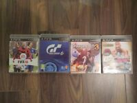 ps3 games Bundle x 4 ( Playstation 3 )