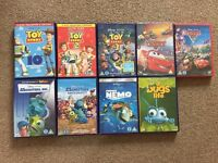 Various Children's DVDs for sale- Disney Pixar, Dreamworks, Universal and many more