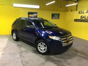 2011 Ford Edge SE ~ NO ACCIDENTS ~ CERTIFIED & E-TESTED ~