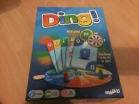 Ding board game