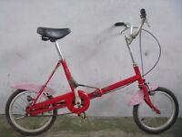 Folding bike 2683A