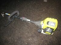 Ryobi 4 Cycle Petrol Strimmer Mulititool Power Unit Spares & Repairs Unit Does Start Then Cuts Out