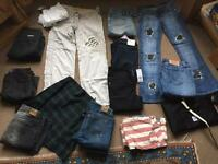 1000 kg quality used winter mix clothing for sale