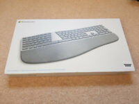 Surface Ergonomic Bluetooth Keyboard – UK/IE English layout