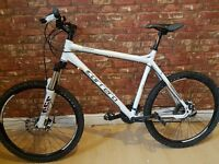 "Carrera Kraken Mountain Bike. 22"" Frame. Excellent Condition, RRP £450. Full Hydraulic Disc Brakes"