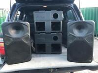 HZ Full sound system Excellent Condition!!!