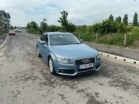 image for Audi A4 2.0l diesel 6 speed with long mot