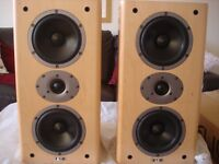 Acoustic Energy Aelite Two Speakers, great condition
