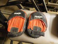 MeiJin leather focus Mitts