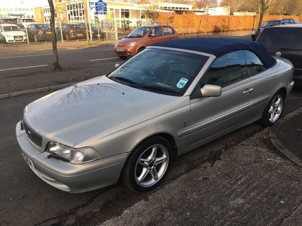volvo c70 convertible 2 0 turbo in llanishen cardiff gumtree. Black Bedroom Furniture Sets. Home Design Ideas