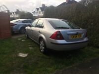 Ford Mondeo 2005 2.0TdCi automatic